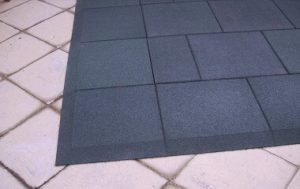 SBR Rubber Tiles manufacturer