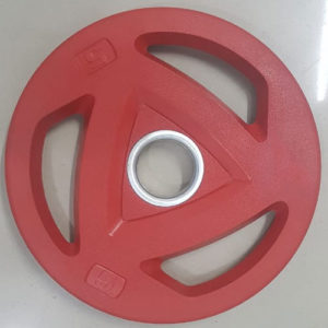 5kg Red Plate
